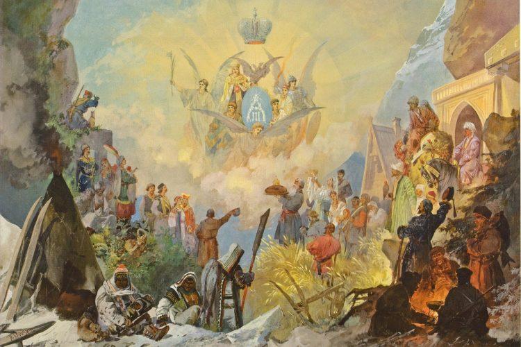 Что собирал самый русский из всех Романовых?