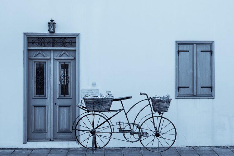 День влюбленных. В велосипед