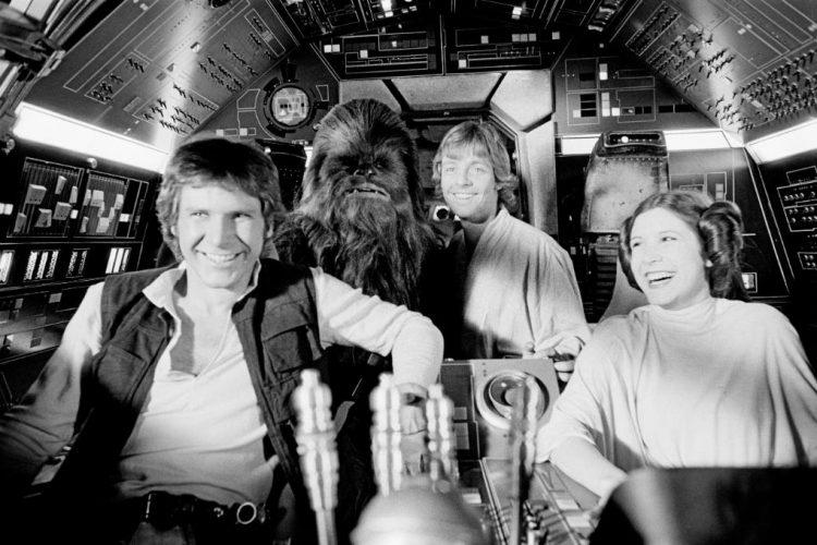 «Star Wars»: рождение легенды