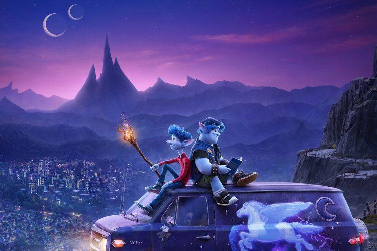 «Вперед». Новый мультфильм от Disney и Pixar