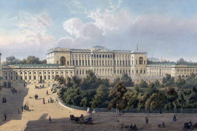 Какую историю скрывают стены Русского музея?