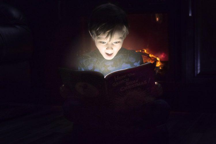 «Ребенок не должен бояться книги»