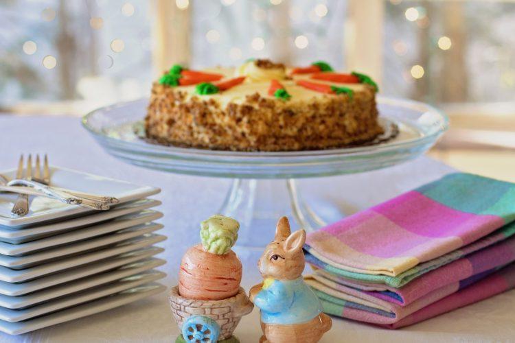 Морковный торт. Просто и вкусно
