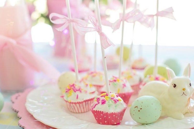 Волшебный мир сладостей королевы кейк-попсов