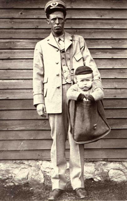почтовая пересылка детей