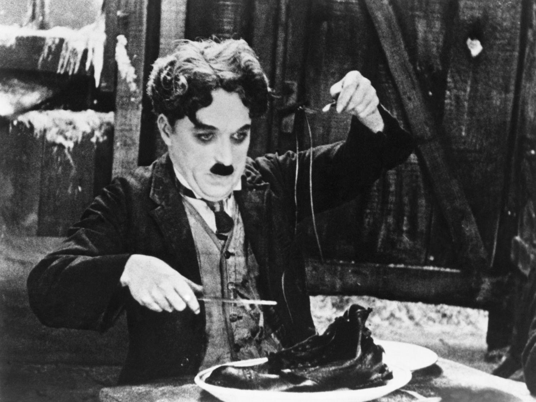 Золотая лихорадка Чаплин