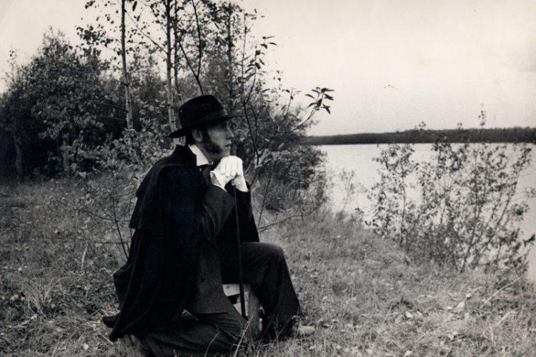 Пушкин в кино