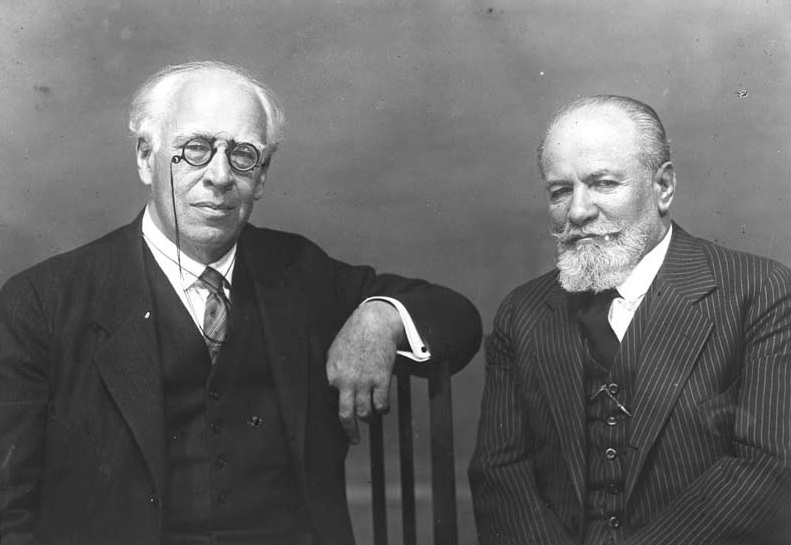 Станиславский и Немирович