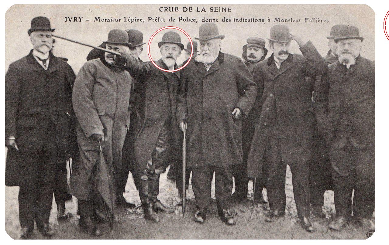 Луи Лепин
