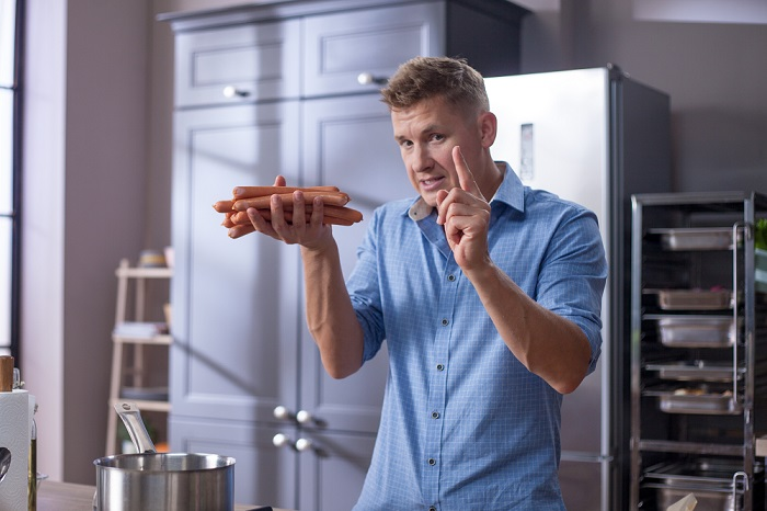 «ПроСТО кухня» возвращается. Всем хот-дог!
