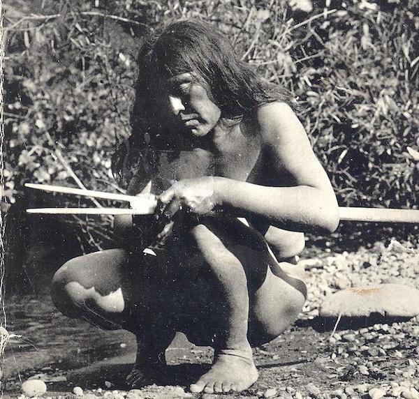 индеец Иши