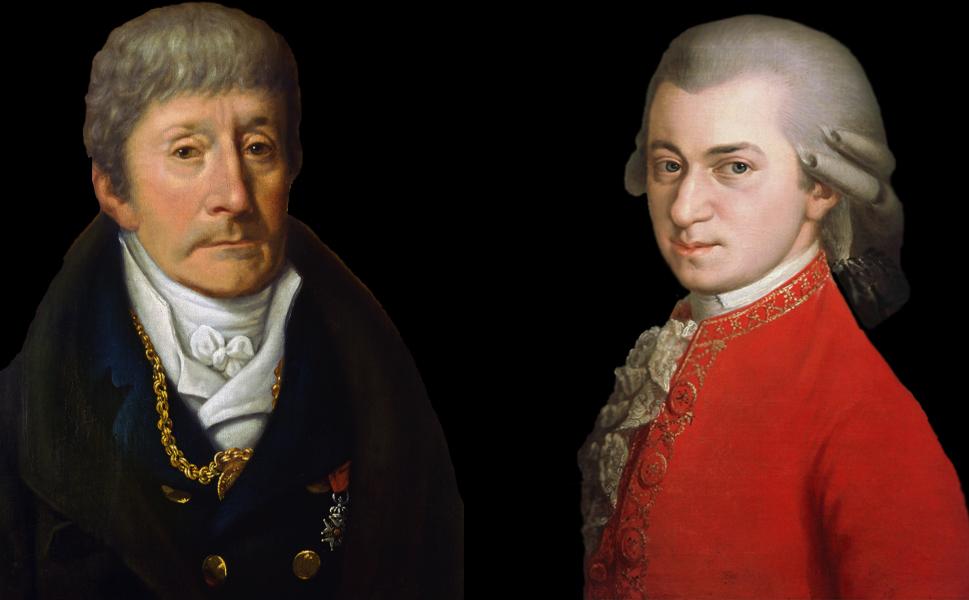 Сальери и Моцарт
