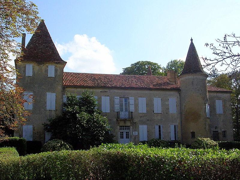 замок Д'Артаньяна
