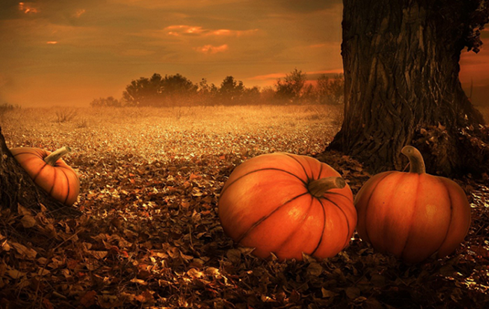 Загадочный Хэллоуин