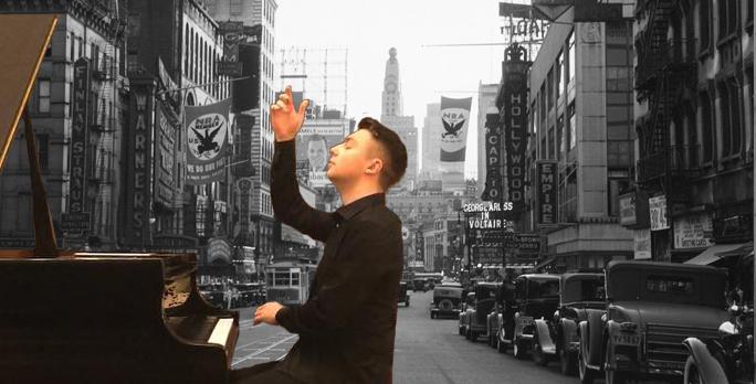 Золотой век джаза от Chigadaev Big Bаnd