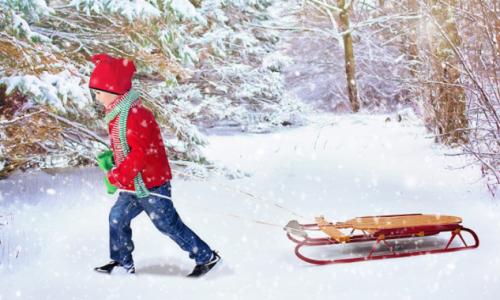 Куда сходить с ребенком на новогодних каникулах