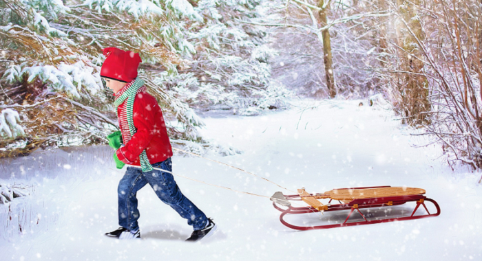 Топ-5 мест, куда стоит сходить с детьми на новогодних праздниках