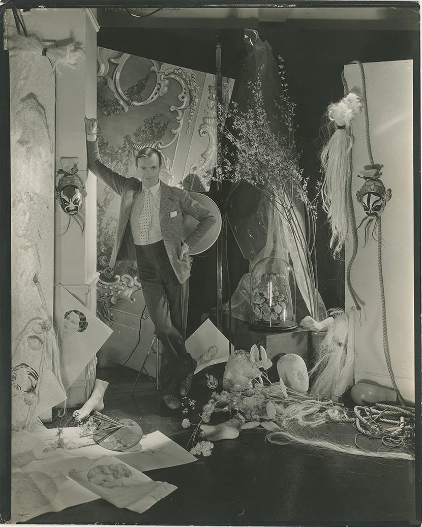 Выставка «Сесил Битон и культ звёзд»