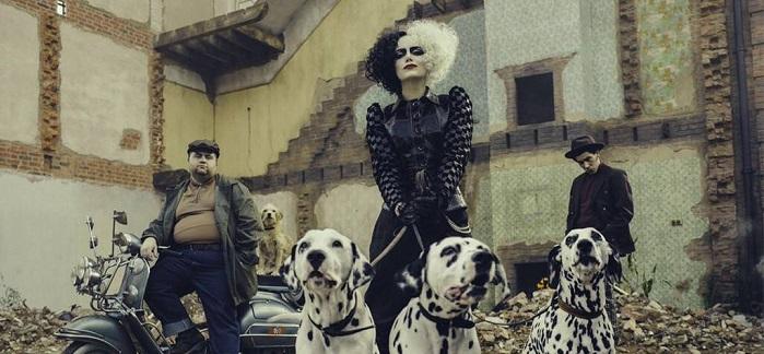 «Круэлла»: мода, собаки и месть
